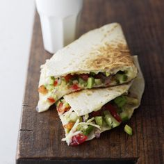 Quesadillas #WeightWatchers #WWrecept #SnelKlaar