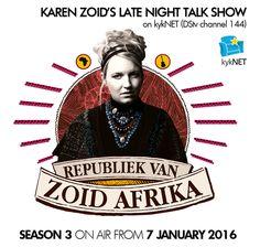 Karen Zoid Female Rock Stars, Late Night Talks, Decadent Cakes, Meraki, Afrikaans, Late Nights, Trance, Tarts, Festivals