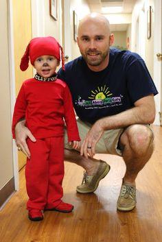 Clifford Halloween Costume