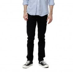 Purchase Levi's jeans and clothing from Number Six, London's best retailer for fresh contemporary menswear. Number Six, Levis 511 Slim, Levis Jeans, Black Jeans, Menswear, Sweatpants, London, Fitness, Clothes