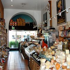 The Cheese Store of Beverly Hills | Los Angeles | www.elizabethstreet.com
