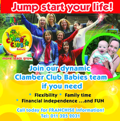 Join the Clamber Club team! If you enjoy working with babies and are looking to own your own business, look at buying a Clamber Club franchise. Classes start from just 2 months old. franchises@clamberclub.com Own Your Own Business, 2 Month Olds, Music And Movement, 2 Months, Flexibility, Join, Babies, Club, Learning