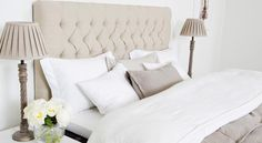 Englesson | Englesson sovrum | Sängramar, gavlar, sängbord, byråer, garderober