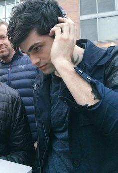 Matt Daddario. Cannot wait to see him portray my all-time favourite book character Alec Lightwood!