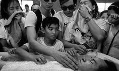 Korban Perang Antinarkoba Filipina Dalam Bidikan James Nachtwey