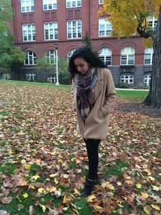 Fall autumn jackets coats boots shoes style wear army bomber camel blanket scarf