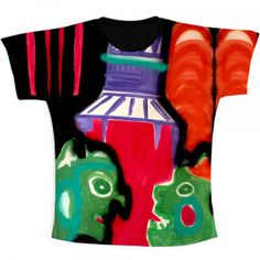 T-Shirt A Espera - Vera Pamplona