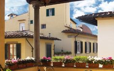 Florence Italy, Terrace, reception, lobby, Photo Gallery for Hotel Botticelli
