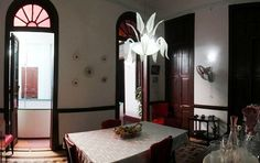 Detalle zonas comunes 2 Cuba, Colonial, Oversized Mirror, Furniture, Home Decor, Hotels, Live, Decoration Home, Room Decor