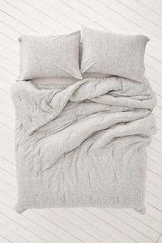 4040 Locust Spacedye Jersey Comforter - Urban Outfitters