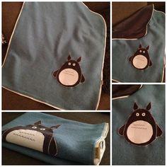 Ullteppe med Totoro | Dragemamma