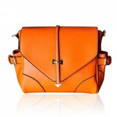 $11.83 Trendy Casual Vintage Women's Shoudler Bag With Stitching and Buckle Design