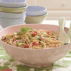 Tomato-Herb Pasta | MyRecipes.com