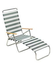 Outdoor Chaise Lounge Made to Last a Lifetime
