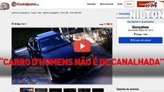 Telefonemas do Nilton  RFM - Carro d Homens Não é de Canalhada (com Legendas)