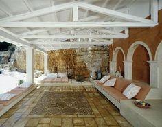 Rothchild Villa in Corfu - Xavier Barba Design