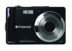Polaroid CTA-1232B 12.0 Megapixel Digital Camera with 3.0-inch LCD Display (Black) by Polaroid. $50.77. 12.0 MP Digital Camera with 2.7-Inch LCD Display. Save 61%!