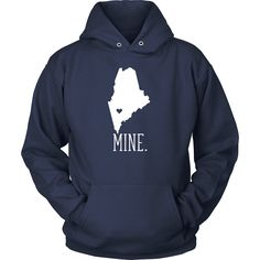 Maine Mine State T-shirt