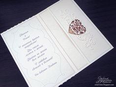Открытка-конверт на свадьбу.: На крыльях вдохновения