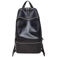 Phillip Lim Zip Around Backpack Backpack Bags, Leather Backpack, Leather Bags, Leather Overalls, Phillip Lim, Accessoires Divers, Real Leather, Black Leather, Cowhide Leather