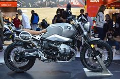 It seems that scramblers are now the motorcycle style du jour. Enter BMW with its R nine T Scrambler – a variation of the customizable 1170 cc boxer-driven roadster the company introduced in 2014.​