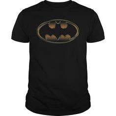 View images & photos of Batman Black And Gold Embossed Shield t-shirts & hoodies