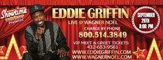 Facebook Cover design for the one and only comedian, Eddie Griffin.  ---------------- Graphic Design Portfolio Johnathan Venable Vision Media & Design ----------------- Contact, Like, Follow, & Subscribe at:  Phone: (432)924.1576 beseenbevision@gmail.com Twitter: @beseenbevision Facebook: /beseenbevision www.beseenbevision.com