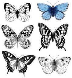 Papillons tuto Scrap Fimo et cie