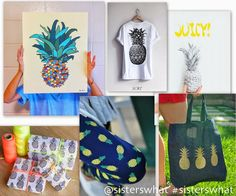 Sisters, What!: All Things Pineapple