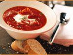 Tomatensoep, lekkere tomatensoep recepten: Met verse tomaten.