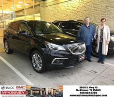 Congratulations Kenneth on your #Buick #Envision from Austin Bell at McKinney Buick GMC!  https://deliverymaxx.com/DealerReviews.aspx?DealerCode=ZAKC  #McKinneyBuickGMC