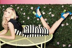 The Lucky Shoe Guide: Lucite Heels : Lucky Magazine
