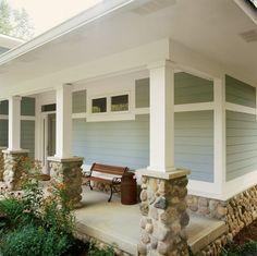 33 Best Porch Column Ideas Images