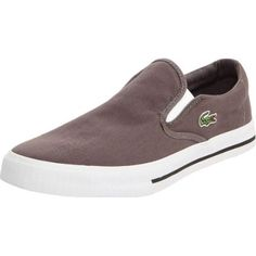 Lacoste Men's Lynden Slip POD Sneaker - designer shoes, handbags, jewelry, watches, and fashion accessories   endless.com