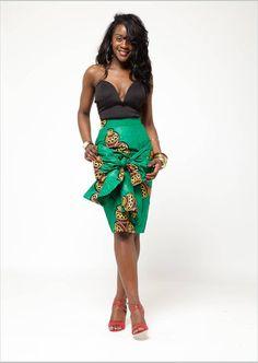 Obili Skirt by Grassfieldss on Etsy~Latest African Fashion, African Prints, African fashion styles, African clothing, Nigerian style, Ghanaian fashion, African women dresses, African Bags, African shoes, Nigerian fashion, Ankara, Kitenge, Aso okè, Kenté, brocade. ~DKK