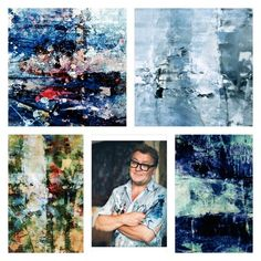 The Norwegian Artist Georg H. Monrad-Krohn. Check out https://www.facebook.com/monradkrohnart    Permalink til innebygd bilde