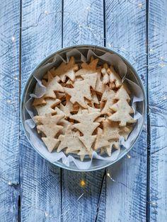 Galletas con avellanas, que huelen a Navidad | Pimienta y Purpurina Tostadas, Cake Cookies, Pie, Desserts, Recipes, Food, Homemade Biscuits, Pastries, Sweets