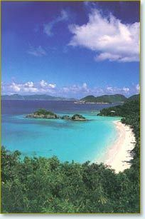Best Beach Wedding Location Is On Trunk Bay One Of The Worlds Top Ten Beaches
