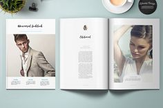 Universal Lookbook by Kahuna Design on @creativemarket