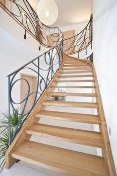 kovové zábradlí na schodiště - Hledat Googlem