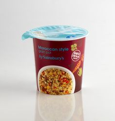 350g Desto Pot- Sainsburys design #packaging #design #sainsburys #desto #design #readymeal