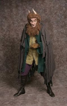 $45.00 Costume Rental  Beast  hump, stock shirt, purple knickers(2), green vest(2), green coat, distressed cape