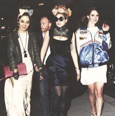 #Lady Gaga #Marina and the Diamonds #Lana del Rey I think my heart just skipped a beat...asdfghjkl