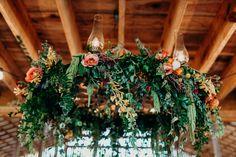 reception floral chandiler. Nashville, Tn wedding  www.bluevinylphotography.com
