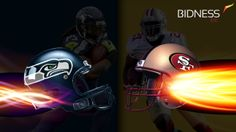 NFC West heats up as Russell Wilson brings the Seattle Seahawks to the Candlestick Park to face off against the San Francisco 49ers. With playoff implications there is a lot on the line