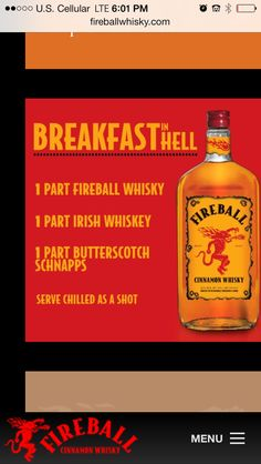 Breakfast In Hell