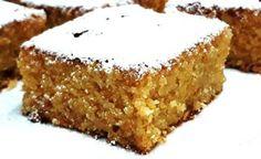 Greek Sweets, Greek Desserts, Greek Recipes, Easy Desserts, Sweets Recipes, Cake Recipes, Cooking Recipes, Greek Cookies, Cake Cookies