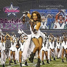 S/O to @jennalenejackson for looking so Spooktacularly Hot and the rest of the #AmericasSweetHearts during #HalfTime of week 8. Look at the #SweetHearts throwing up the X @throwupthex @dezbryant #ThrowUpTheX #DallasCowboy #CowboysNation #Halloween #Spooky #Hot #DallasCowboysPix #WeDemBoyz #AmericasTeam #HowBoutThemCowboys #YayYay