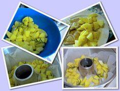Patate al forno nel fornetto versilia con la carta forno