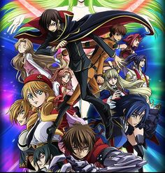 Code Geass Compilation Movies To Prepare For Lelouch Resurrection! - Random Ramen